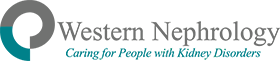 Western Nephrology Logo